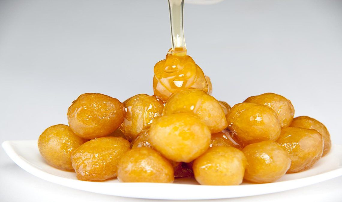 Zalabya (3 ways Lebanese Sweet Fritters) - blogygold